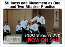DVD Stillness and Movement as One and Two-Attacker Practice