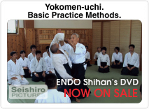 DVD Yokomen-uchi. Basic Practice Methods.